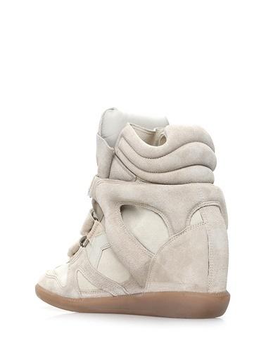 Etoile İsabel Marant Sneakers Ekru